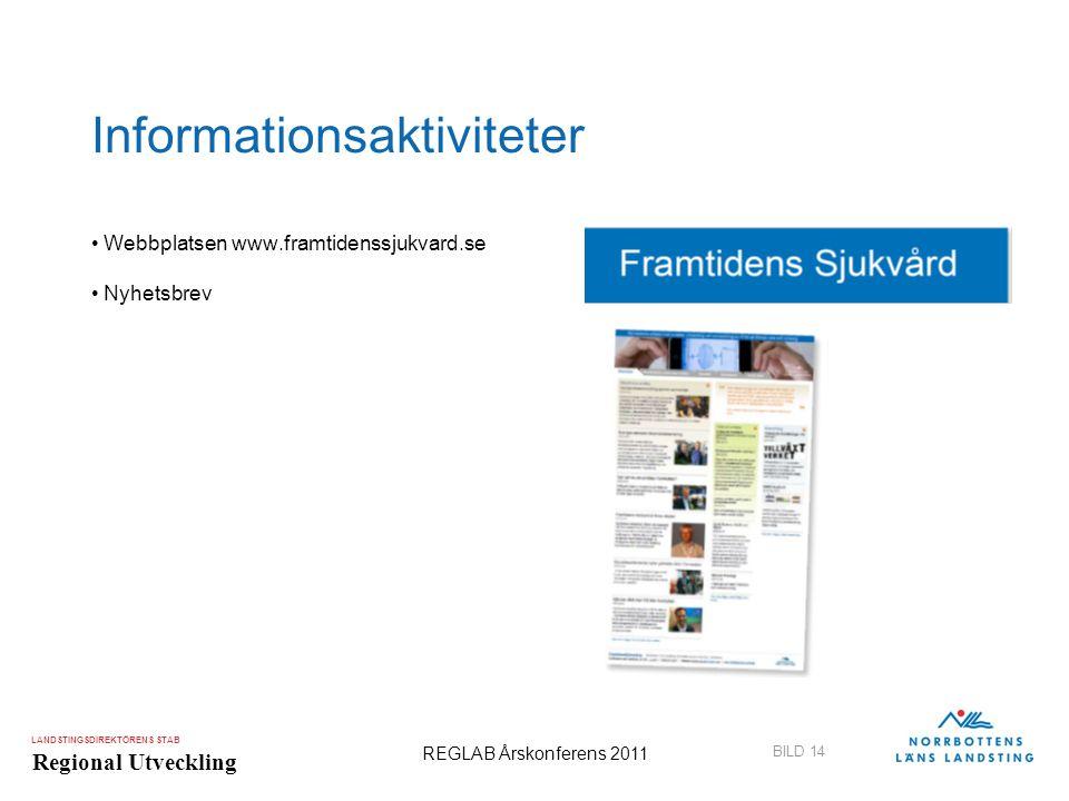 Informationsaktiviteter
