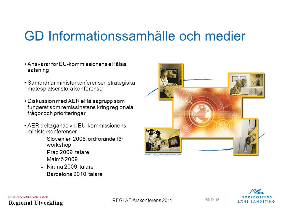 GD Informationssamhälle och medier