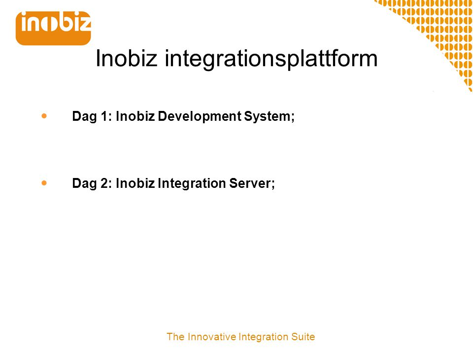 Inobiz integrationsplattform