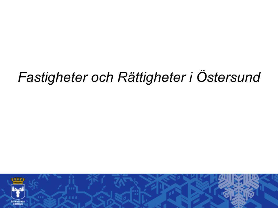 Fastigheter och Rättigheter i Östersund