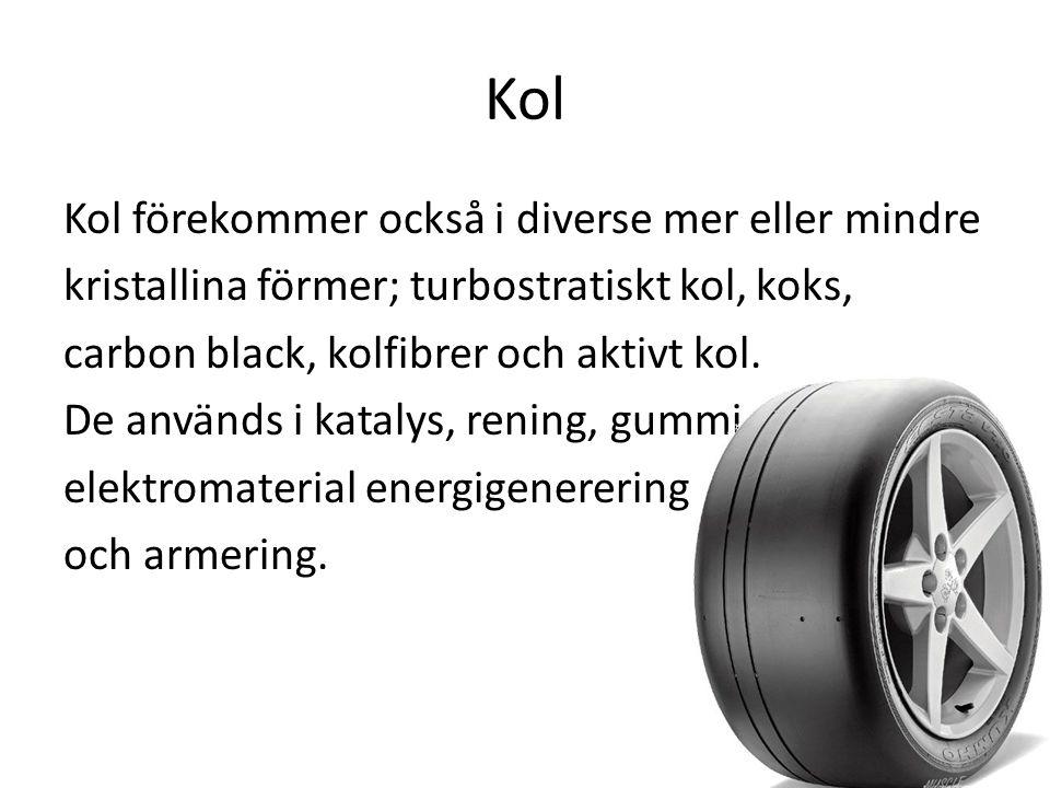 Kol Kol förekommer också i diverse mer eller mindre
