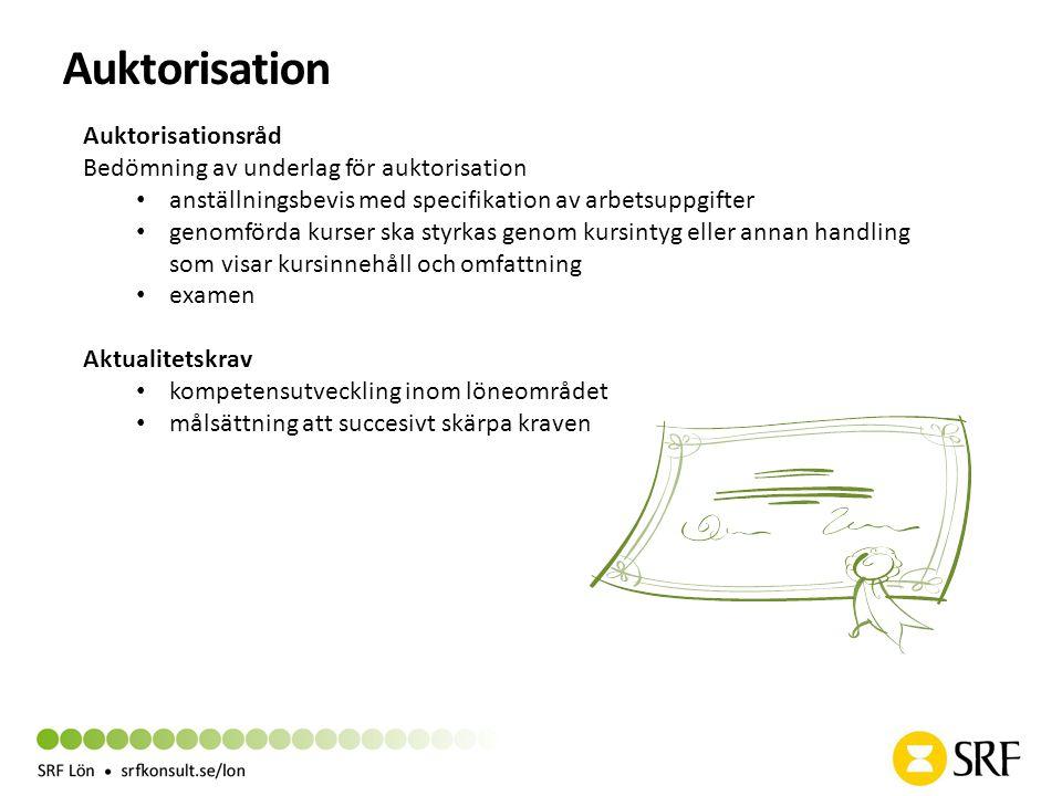 Auktorisation Auktorisationsråd