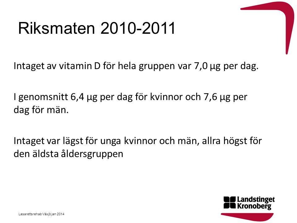 Riksmaten 2010-2011
