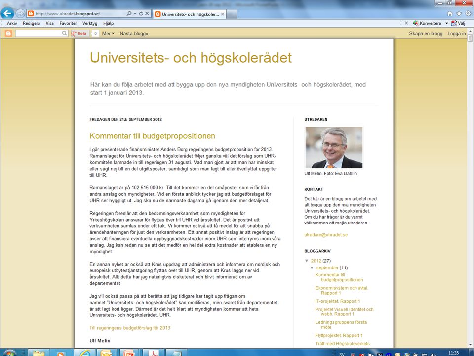 2012-09-26 Ulf Melin