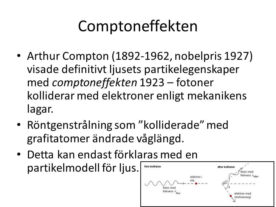 Comptoneffekten