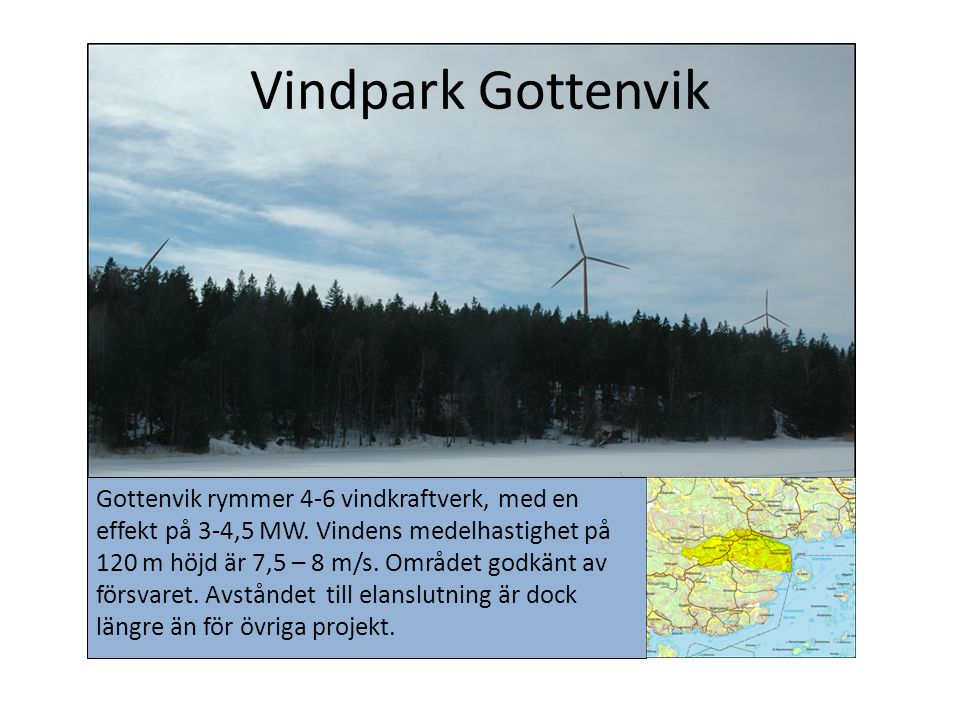 Vindpark Gottenvik