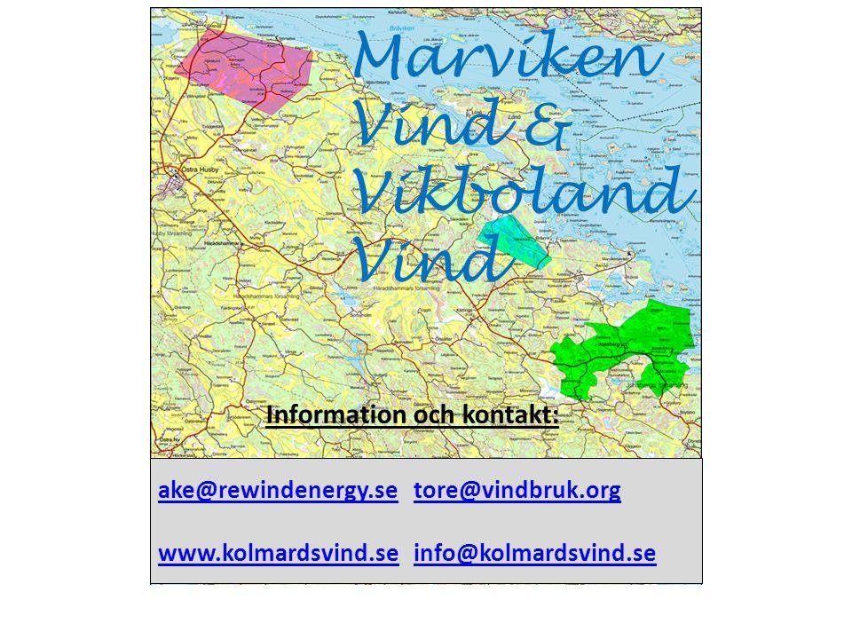 Information och kontakt:
