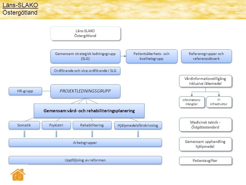 Gemensam vård- och rehabiliteringsplanering