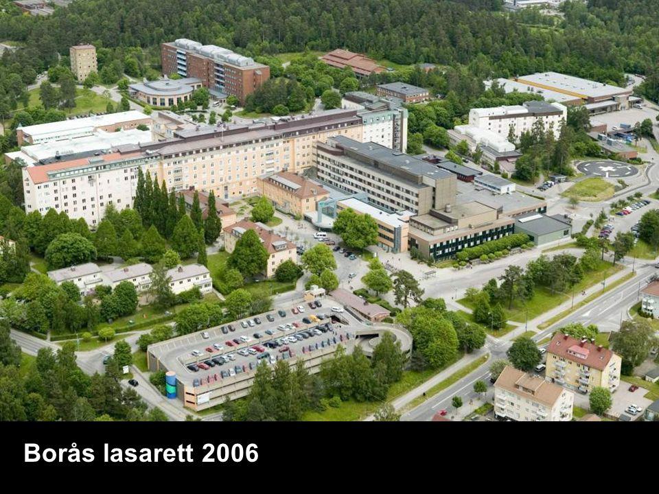 Borås lasarett 2006