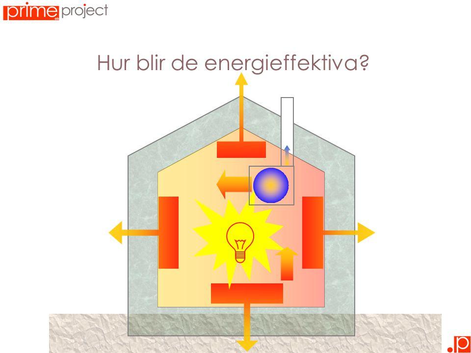 Hur blir de energieffektiva