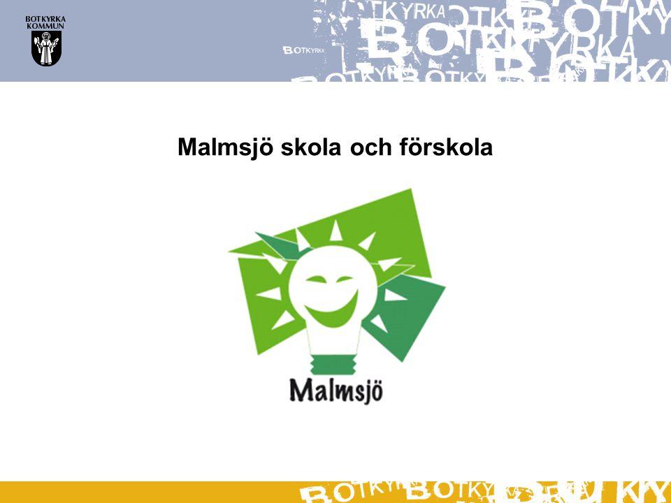 Malmsjö skola och förskola