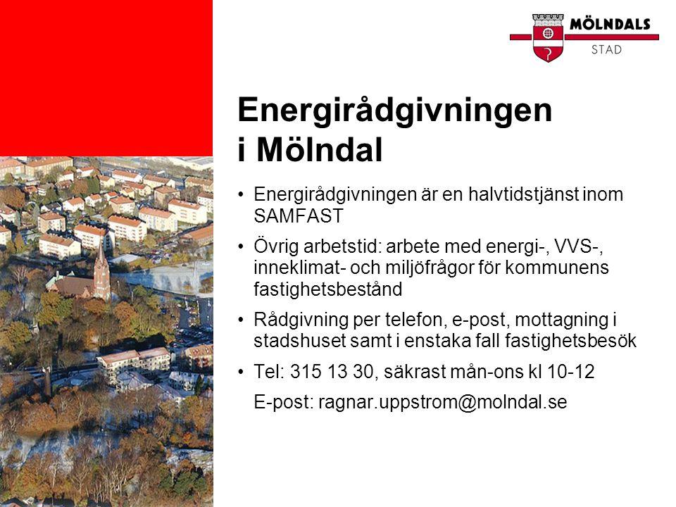 Energirådgivningen i Mölndal