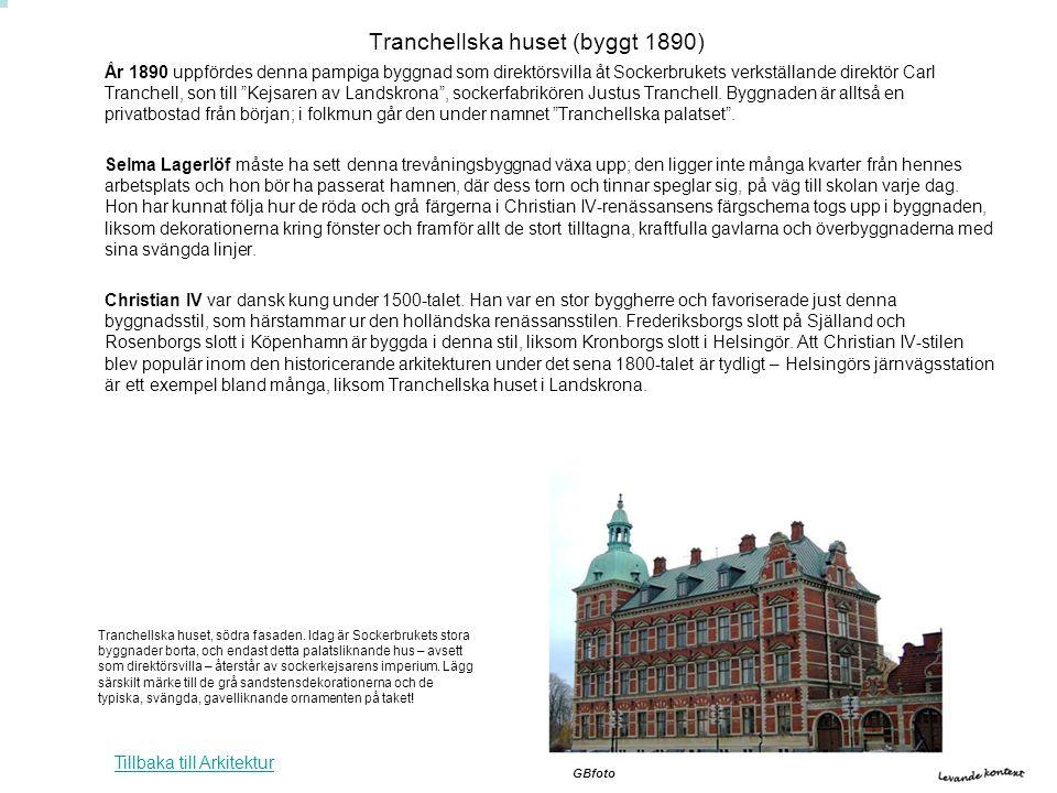 Tranchellska huset (byggt 1890)
