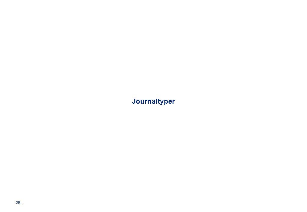 Journaltyper - 39 - 39