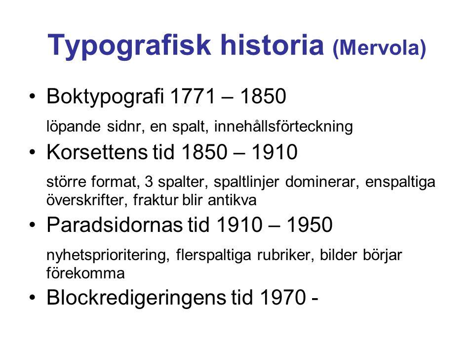 Typografisk historia (Mervola)
