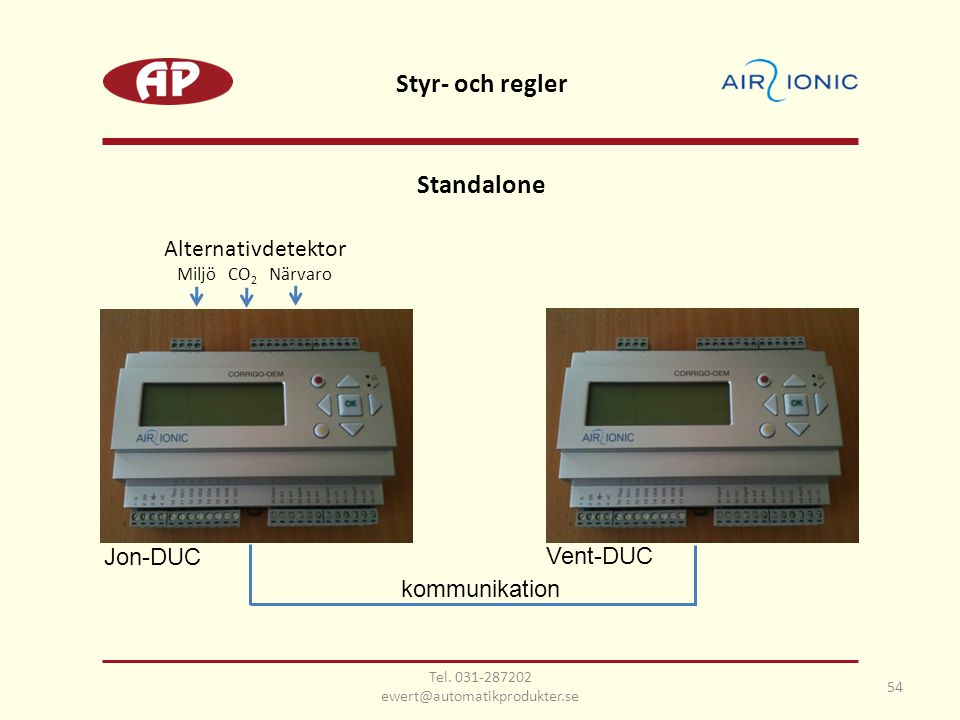 Tel. 031-287202 ewert@automatikprodukter.se