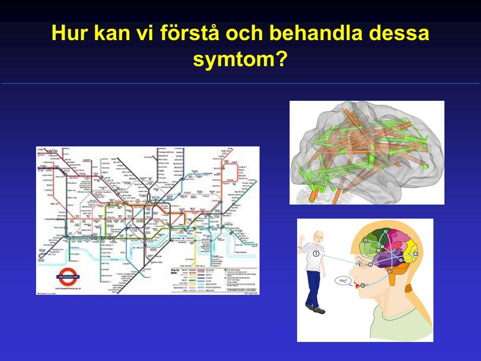 Hur kan vi förstå och behandla dessa symtom