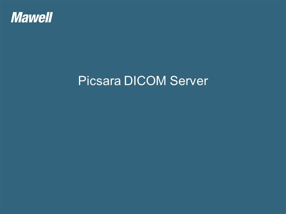 Picsara DICOM Server