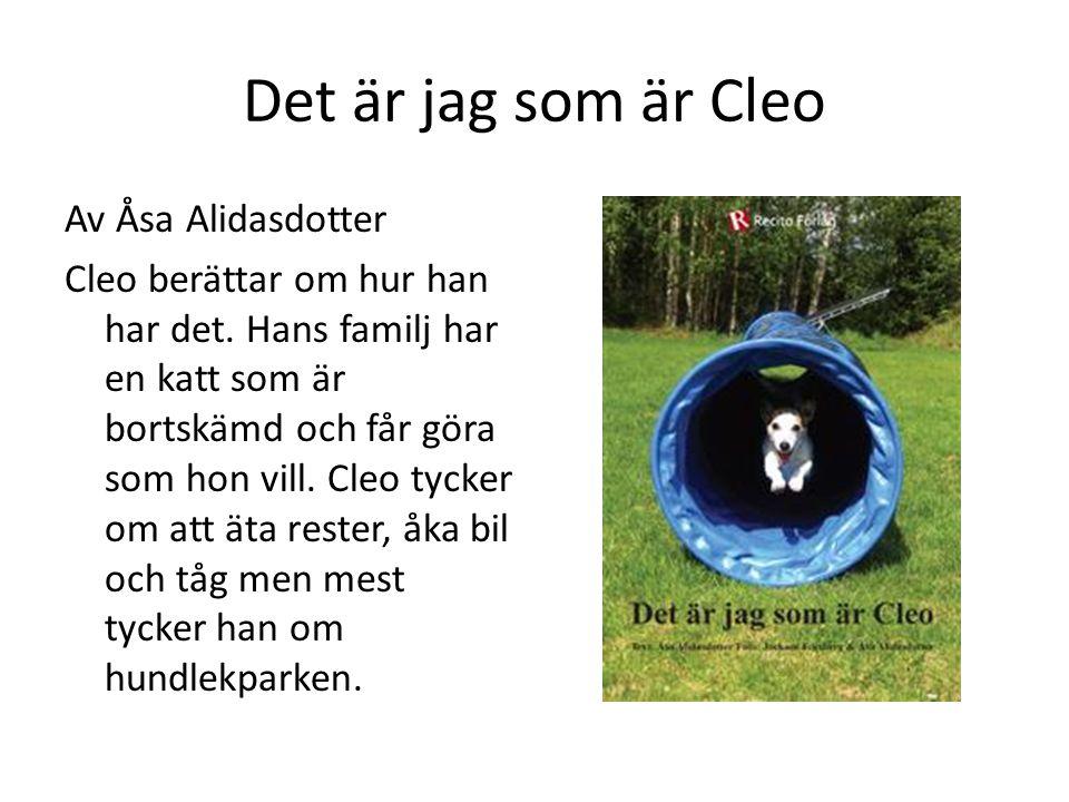 Det är jag som är Cleo