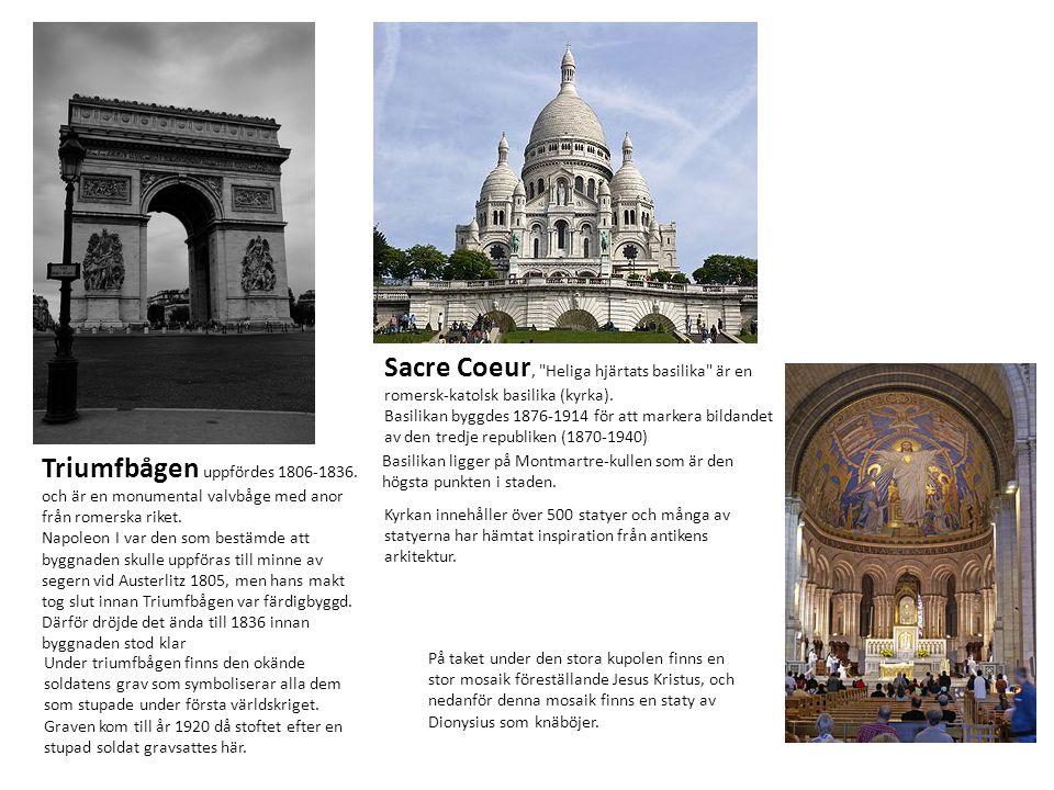 Sacre Coeur, Heliga hjärtats basilika är en romersk-katolsk basilika (kyrka).