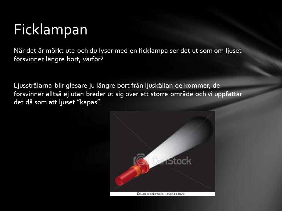 Ficklampan