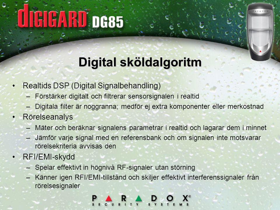 Digital sköldalgoritm