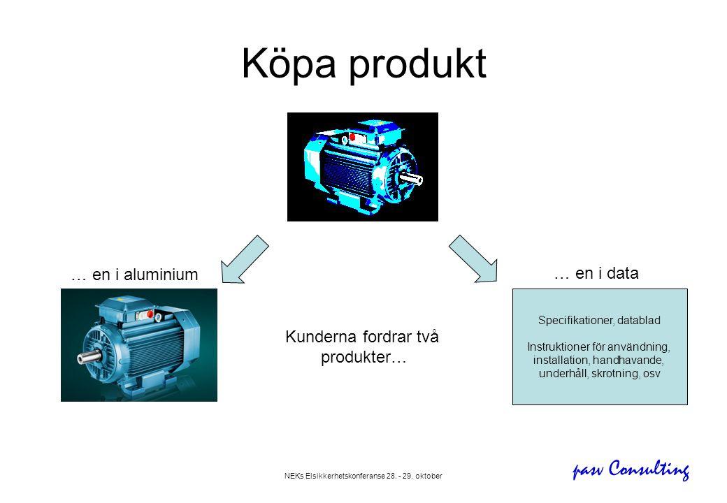 Köpa produkt … en i aluminium … en i data