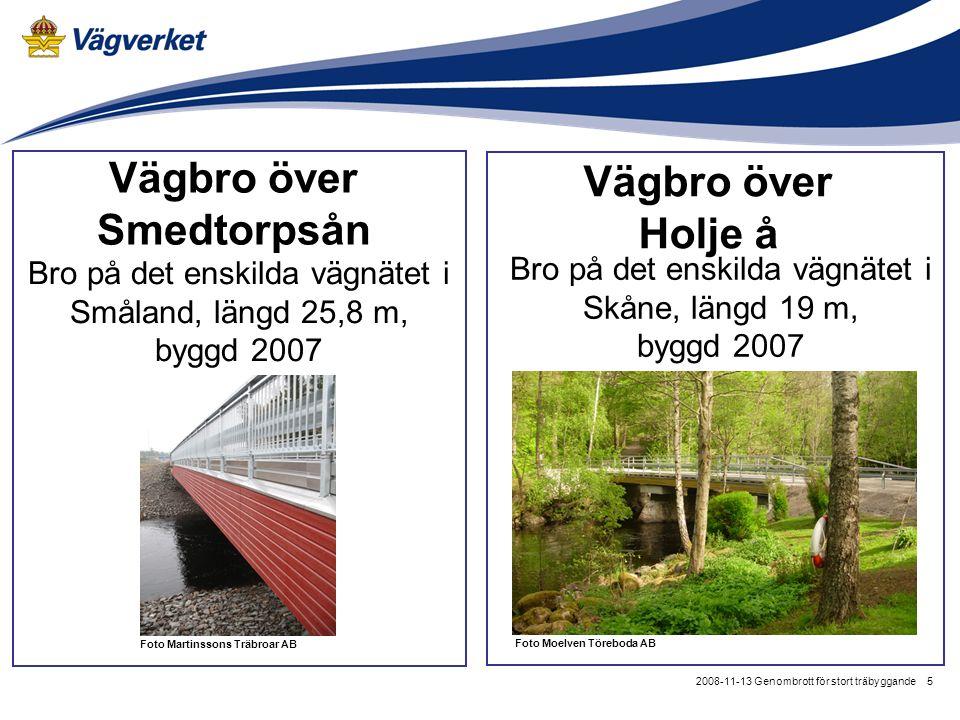 Vägbro över Smedtorpsån