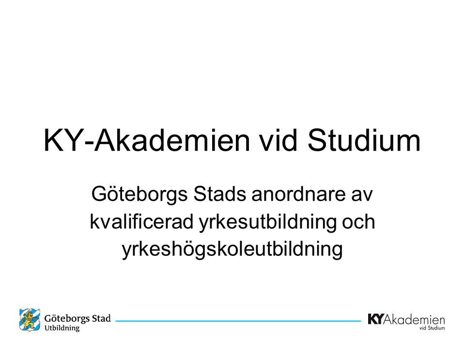 KY-Akademien vid Studium
