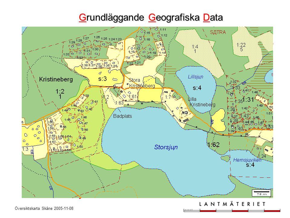 Grundläggande Geografiska Data