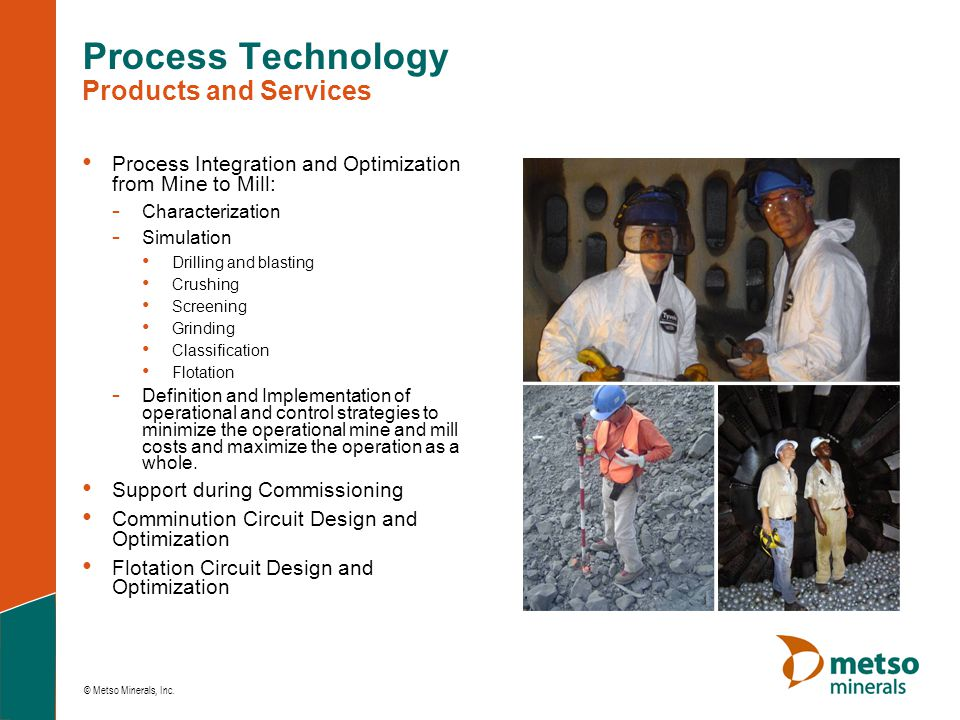 Process Technology Products and Services