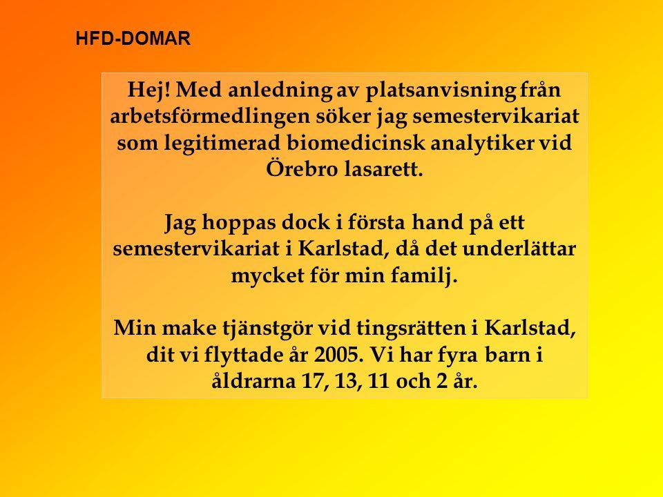 HFD-DOMAR