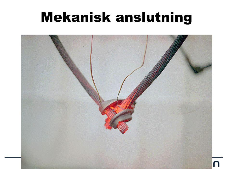 Mekanisk anslutning
