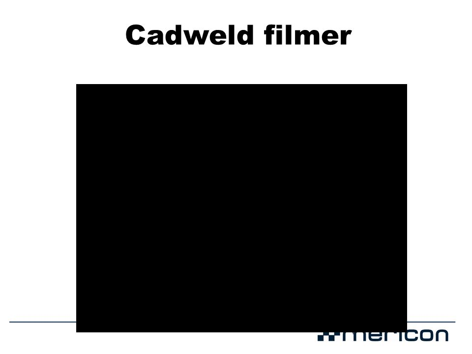 Cadweld filmer