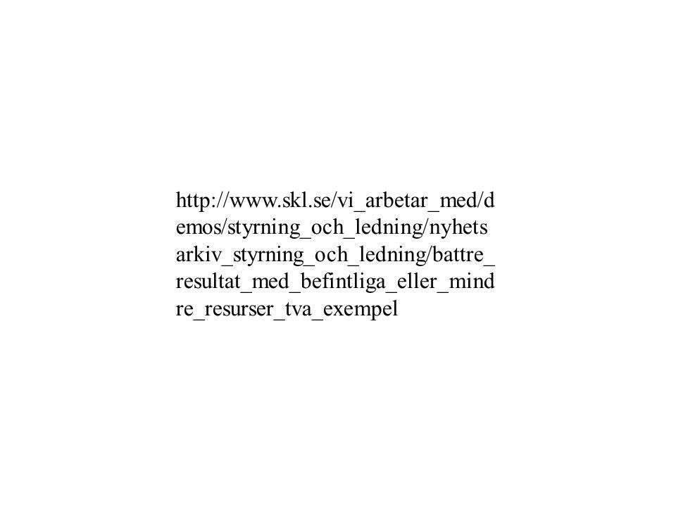 http://www.skl.se/vi_arbetar_med/demos/styrning_och_ledning/nyhetsarkiv_styrning_och_ledning/battre_resultat_med_befintliga_eller_mindre_resurser_tva_exempel