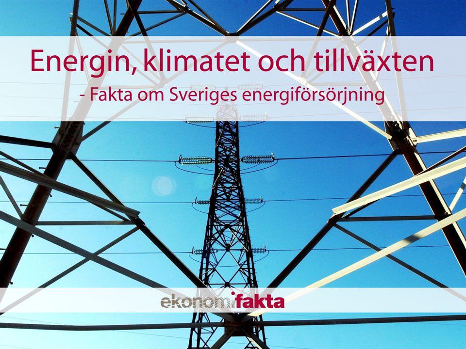 Den här presentationen går igenom hur energin, klimatet och tillväxten hänger ihop. Den beskriver hur utsläppen globalt sett har ökat kraftigt de senaste 100 åren och hur stor del Sverige har i de ökade utsläppen av koldioxid. Den visar också på hur Sverige under de senaste 40 åren har haft en stark tillväxt samtidigt som utsläppen av koldioxid har gått ned och vad det beror på.