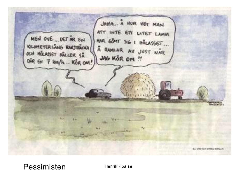 Pessimisten HenrikRipa.se