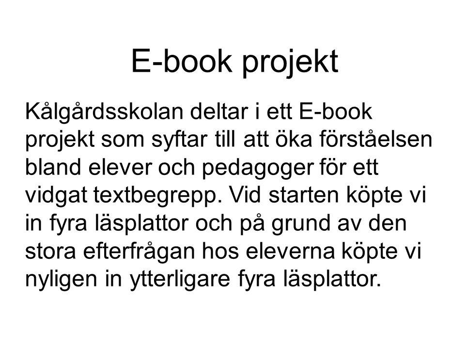 E-book projekt