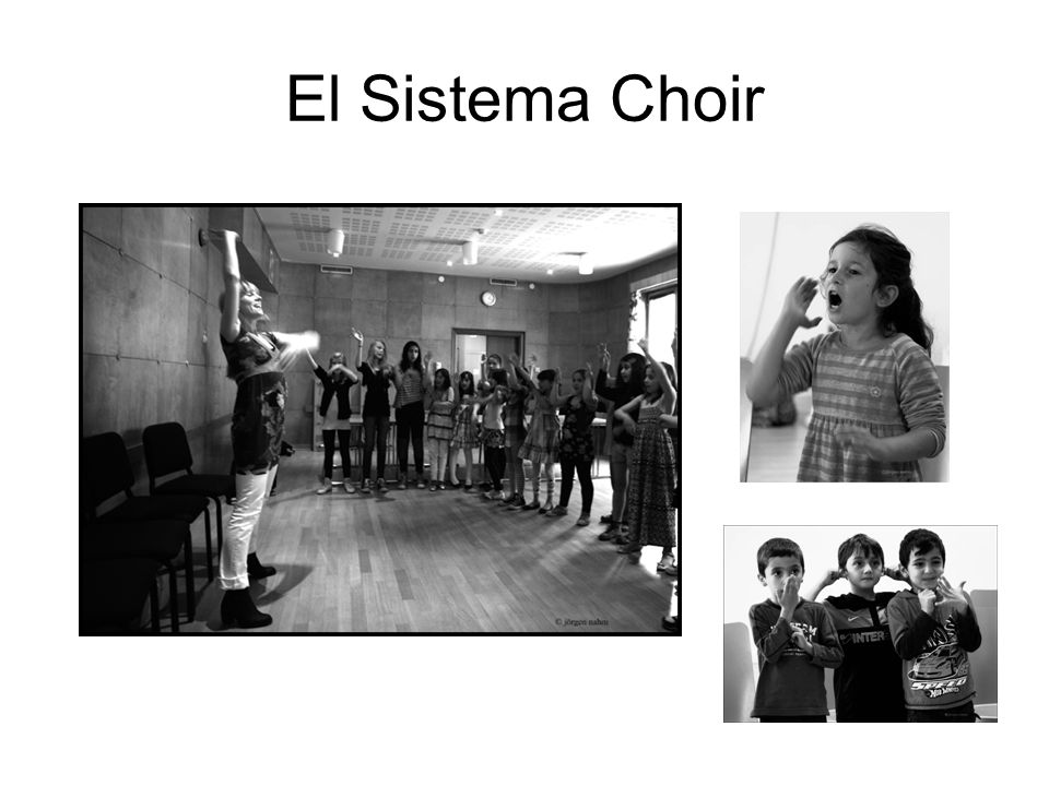 El Sistema Choir