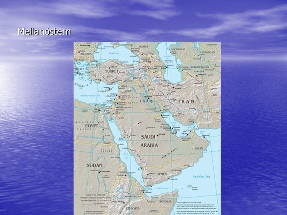 Mellanöstern