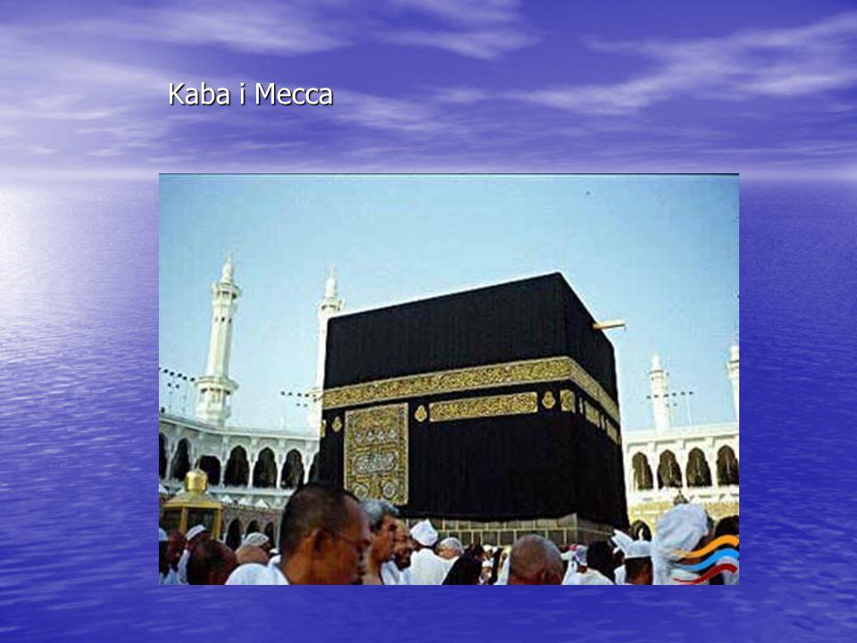 Kaba i Mecca