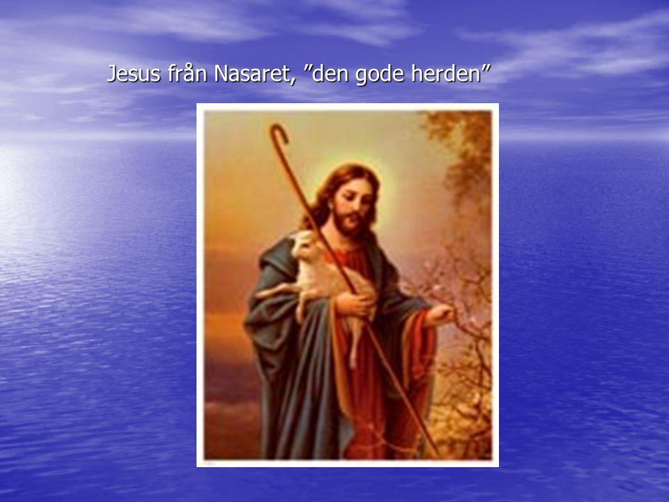 Jesus från Nasaret, den gode herden
