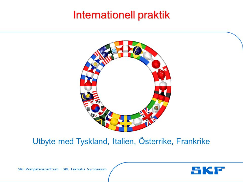 Internationell praktik
