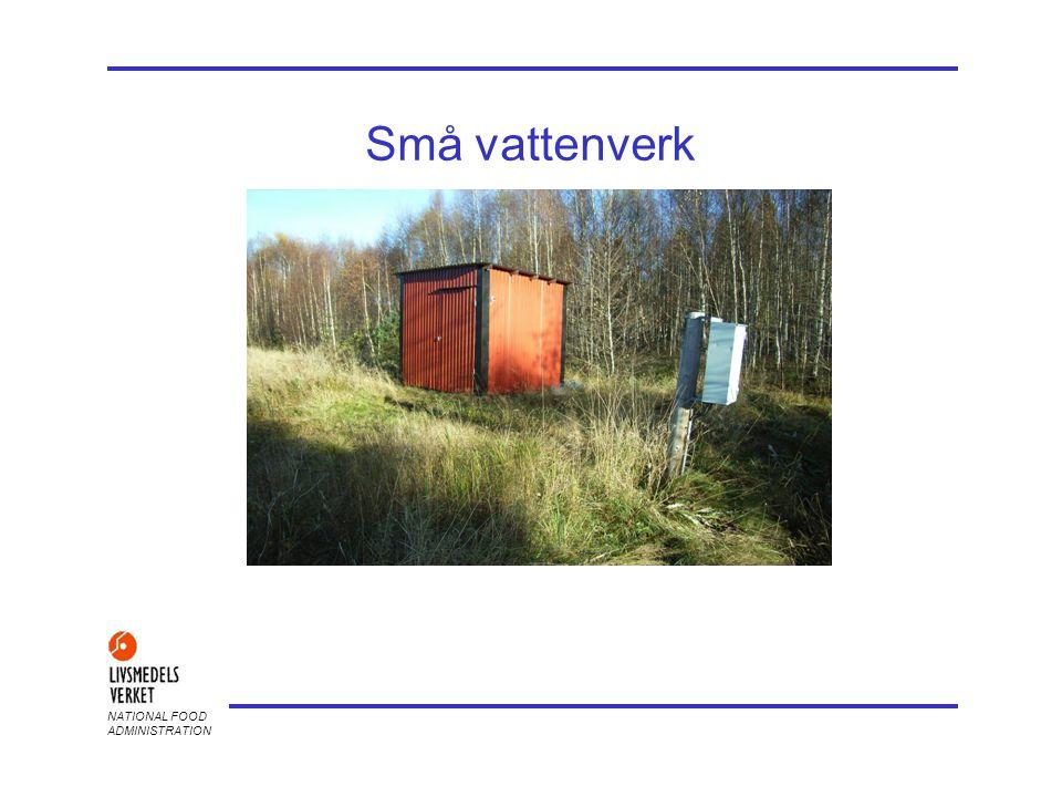 2017-04-03 Små vattenverk. Bilderna tagna av Uppsala Miljökontor samt av Christer Johansson.