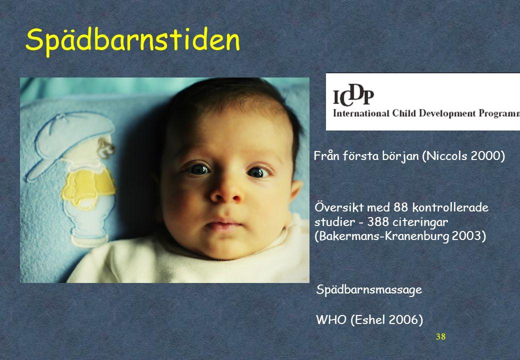 Spädbarnstiden Från första början (Niccols 2000)