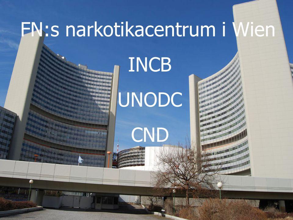 FN:s narkotikacentrum i Wien