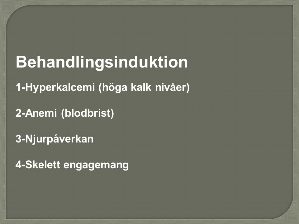 Behandlingsinduktion