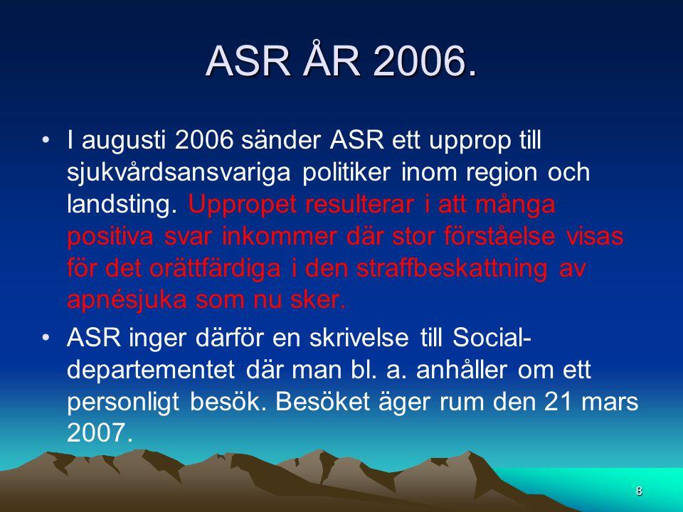 ASR ÅR 2006.