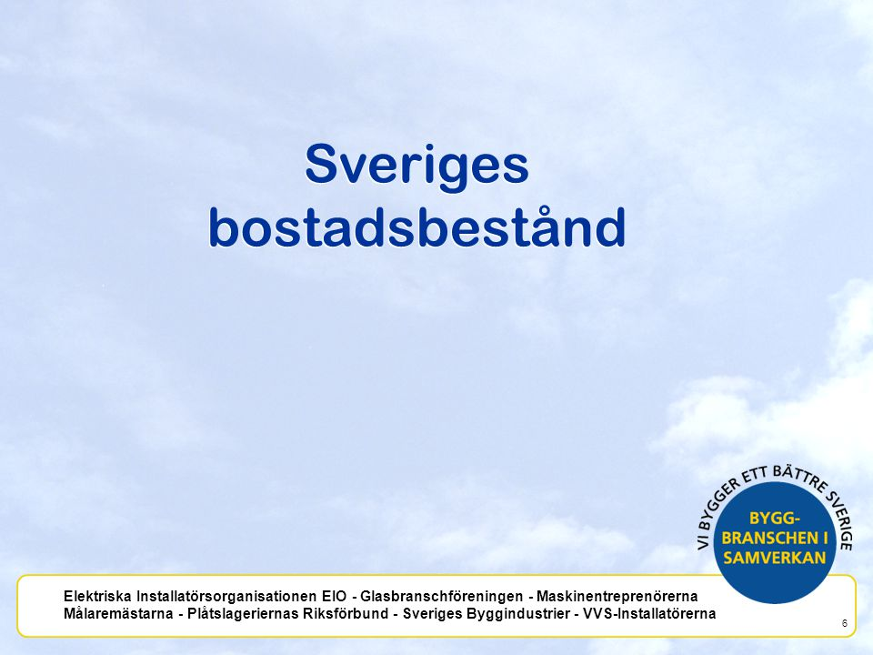 Sveriges bostadsbestånd