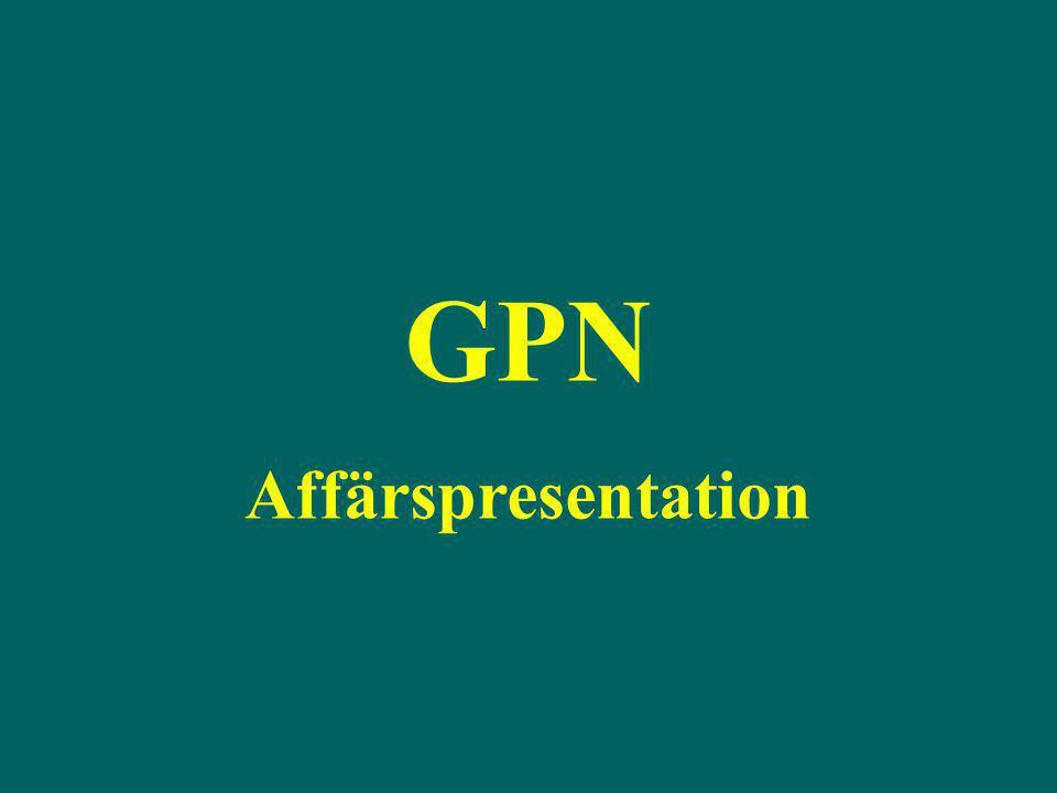 GPN Affärspresentation